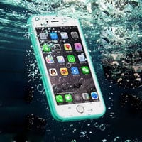 Waterproof Dustproof iPhone 7 7Plus & iPhone se 5s 6 6s Plus Case + Gift Box