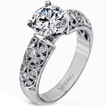 Best Vintage Filigree Diamond Engagement Rings Products on Wanelo 91fb14086563