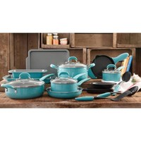 The Pioneer Woman Vintage Speckle 20-Piece Cookware Combo Set - Walmart.com