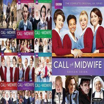 Call the Midwife DVD Season 1-7 Set