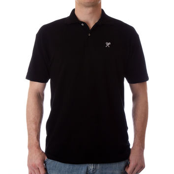READY POLO - Black