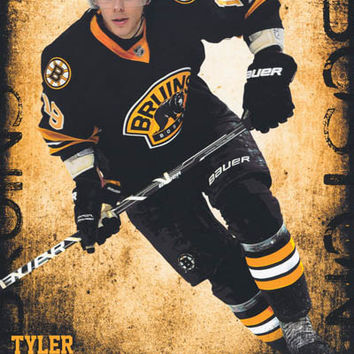 Tyler Seguin Boston Bruins NHL Hockey Poster 22x34