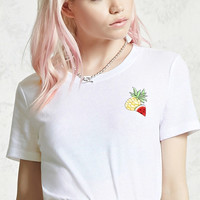 Tropical Fruit Graphic Tee