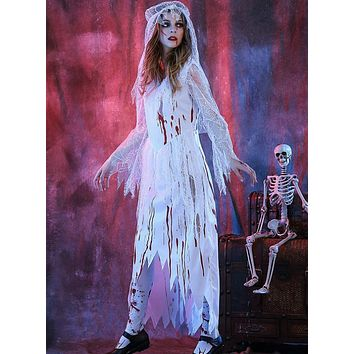 Corpse Bride Cosplay To Take Halloween