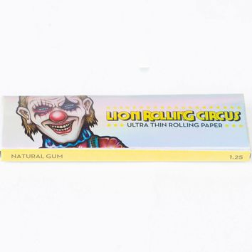 LION ROLLING CIRCUS Regular Size (1 1/4) Ultra Thin Rolling Papers