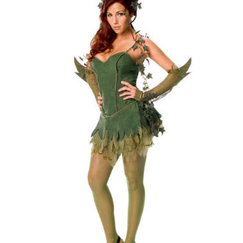 Poison Ivy Adult Womens Costume