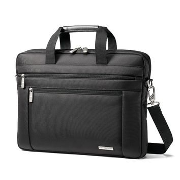 Samsonite Luggage, Classic 15.6-in. Laptop Briefcase (Black)