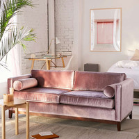 Superb Campbell Vegan Leather Sectional Sofa From Urban Outfitters Forskolin Free Trial Chair Design Images Forskolin Free Trialorg