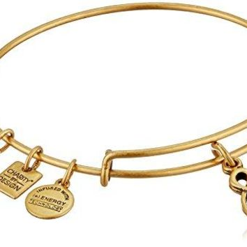 Alex and Ani Charity By Design Sweet Melody Bangle Bracelet