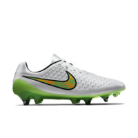 Nike Magista Opus SG-PRO Men's Soft-Ground Soccer Cleat Size 7.5 (White)