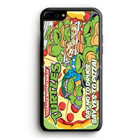 Tmnt Ninja Turtle Say Yes To Pizza iPhone 7 Plus Case | aneend