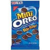 Nabisco Oreo Mini Bite Size Cookies  3 oz
