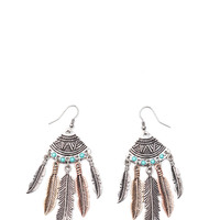 Feather Weight Earrings