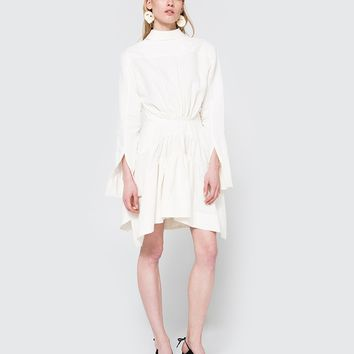 J.W. Anderson / Back To Front Shirt Dress