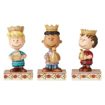 Peanuts by Jim Shore Christmas Pageant Set #2 – 6004973