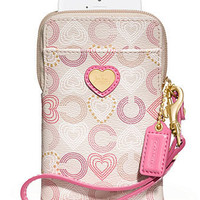 COACH HEARTS PRINT UNIVERSAL CASE - COACH - Handbags & Accessories - Macy's