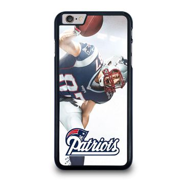 ROB GRONKOWSKI NEW ENGLAND PATRIOTS iPod Touch 6 iPhone 6 / 6S Plus Case