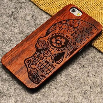 New Bamboo Wood Phone Case For Iphone