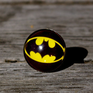 Batman- adjustable ring