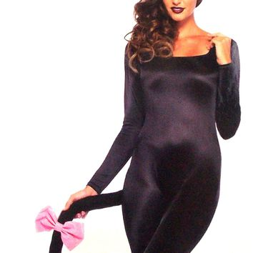 Leg Avenue Darling Kitty Kit Headband Tail Bow Sexy Halloween Costume 3733