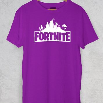 Fortnite Battle Royale XBOX PS4 PC Gaming Tee Unisex T Shirt