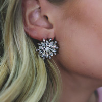 Serenade of Daisies Earrings