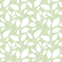 Abstract Blue Green Tree Leaves Multicolored Wallpaper Reusable Removable Accent Wall Interior Art (wal038)