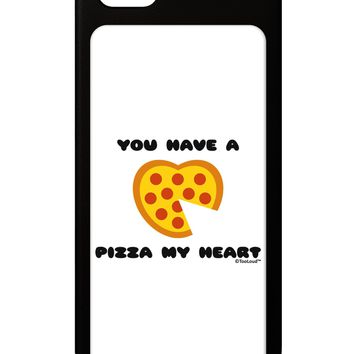 You Have a Pizza My Heart iPhone 5 / 5S Grip Case  by TooLoud