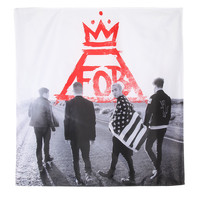 Fall Out Boy Group Banner