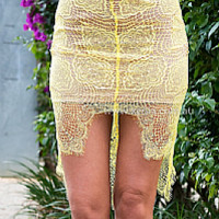 ORCHARD LACE 2.0 SKIRT , DRESSES, TOPS, BOTTOMS, JACKETS & JUMPERS, ACCESSORIES, SALE NOTHING OVER $25, PRE ORDER, NEW ARRIVALS, PLAYSUIT, GIFT VOUCHER,,SKIRTS,Yellow Australia, Queensland, Brisbane