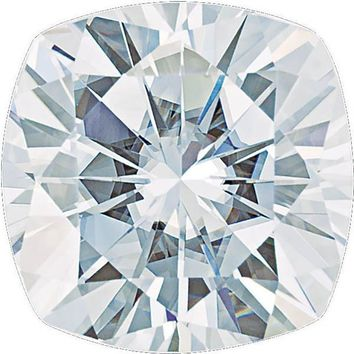 Cushion Shaped Forever One™ Moissanite Gemstone - Colorless (D-E-F)