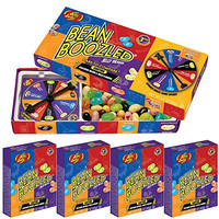 Jelly Belly Bean Boozled Spinner and Refill Boxes, 10 Ounce