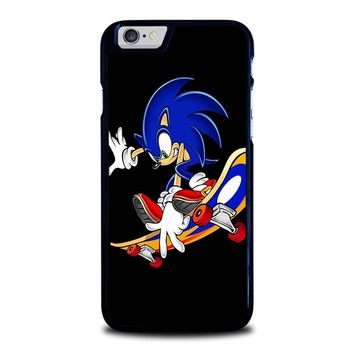 SONIC THE HEDGEHOG SKATEBOARD iPhone 6 / 6S Case Cover