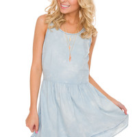 Alia Denim Dress