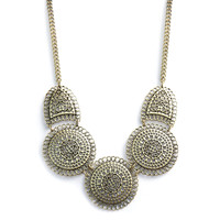 Shaanti Statement Necklace