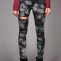 Rustic Shred Skinnys - Distressed Denim at Pinkice.com