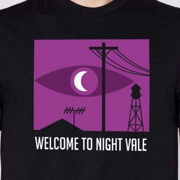 TopatoCo: Welcome To Night Vale Shirt
