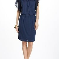 Clarisse Dress by Velvet by Graham and Spencer Blue S Dresses