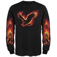Black Out Eagle Thermal