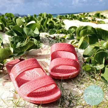 Pink Jandals ® -- Pali Hawaii Hawaiian Jesus Sandals