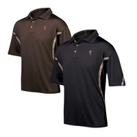 Browning Men's Hinge Short Sleeve Polo Shirt