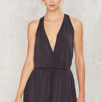Touch Too Much Lounge Romper