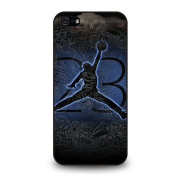 MICHAEL JORDAN AIR ART iPhone 5 / 5S / SE Case