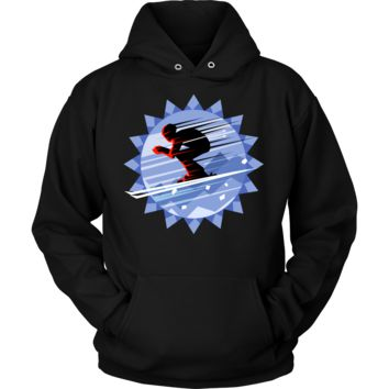 Winter Sports Snowboarding Sport Winter Season Hoodie