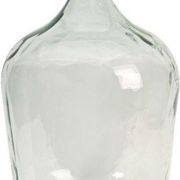 Boccioni Large Recycled Glass Jug