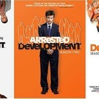 Arrested Development: The Complete Series (Seasons 1-3 Bundle)