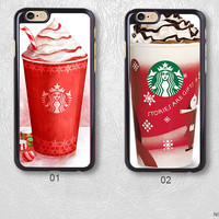 Starbucks Coffee Cup Christmas Protective Phone Case For iPhone case & Samsung case, H19