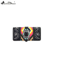 Montana West MW43-W002 Aztec Wallet