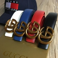 Gucci Women's Genuine Leather belt