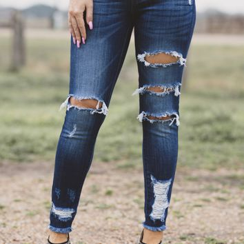 Ryleigh Distressed Jeans
